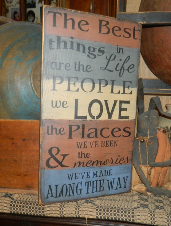 LOVE LIFE PEOPLE PRIMITIVE SIGN SIGNS