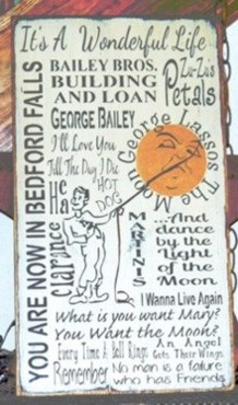 GEORGE LASSOS THE MOON TYPOGRAPHY PRIMITIVE SIGN SIGNS